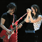 Jack White and Meg White The White Stripes