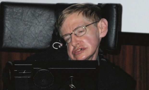 Stephen Hawking was diagnosed with ALS, Lou Gehrig's disease at age 21. He achieved legendary status as a theoretical physicist and popularizer