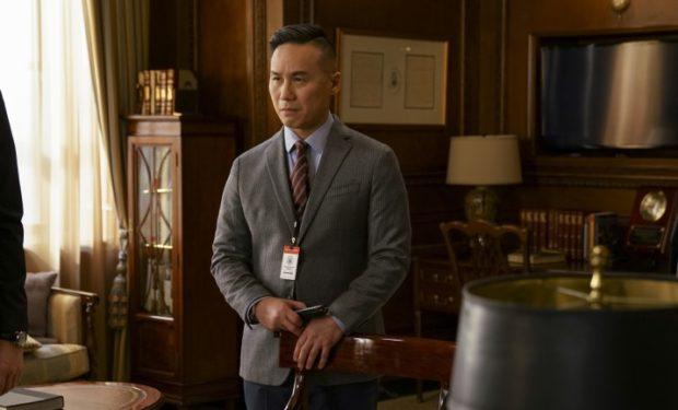 BD Wong on Madam Secretary
