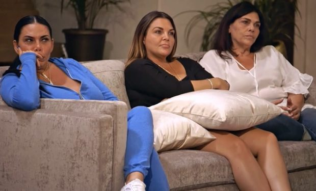 Graziano sisters Marriage Boot Camp