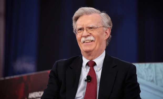 John R. Bolton author of books and new National Security Adviser