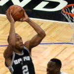 Kawhi Leonard says the Spurs and he are fine, He'll end his career a Spur