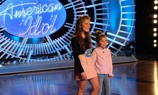 Catch a Louisiana high school senior on American Idol