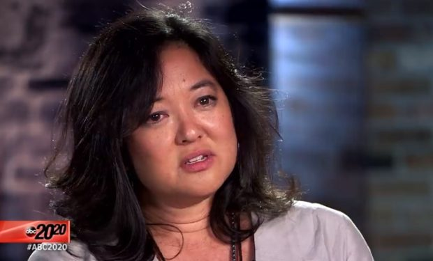 Lori Twinning Reaction on ABC 2020