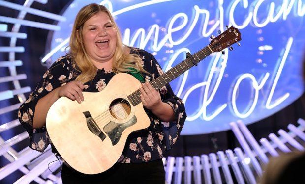Maddie Zahm American Idol