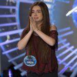 American Idol Mara Justine
