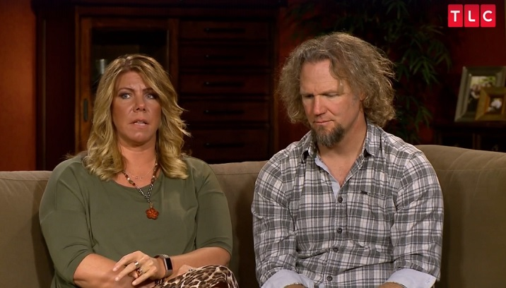 Sister wives meri upset with kody s don t cohabitate joke for Reely hooked fish co