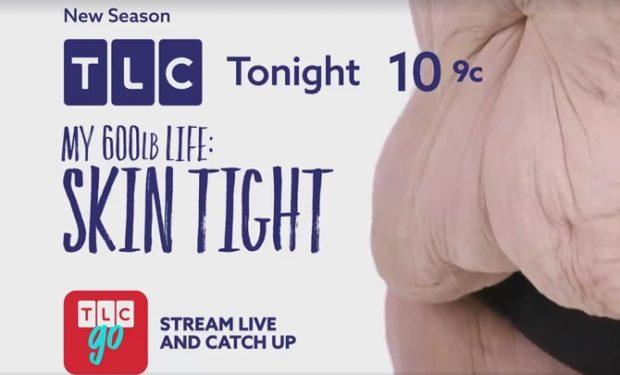 Skin Tight on TLC