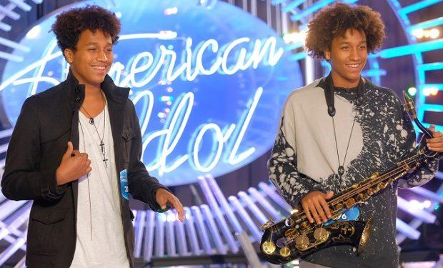 Milo Julian Sposato American Idol