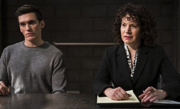 Susie Essman on Law & Order SVU NBC
