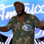 American Idol Thaddeus Johnson
