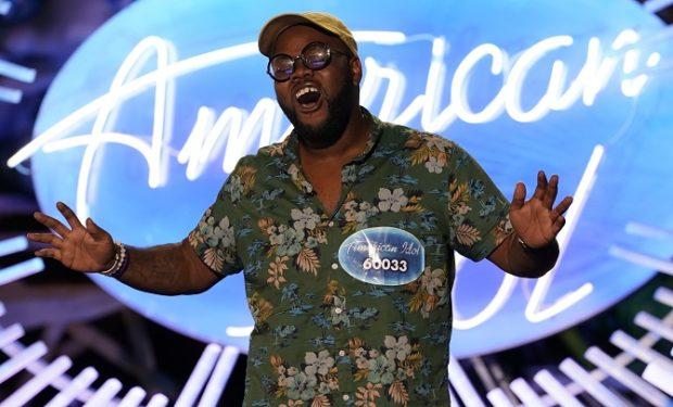American Idol Thaddeus Johnson