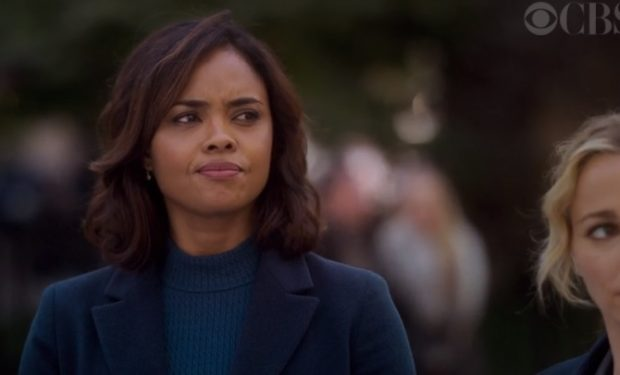 Sharon Leal on Instinct (CBS)