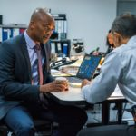 DaJuan Johnson stars in 'Bosch' (photo: Amazon Studios)