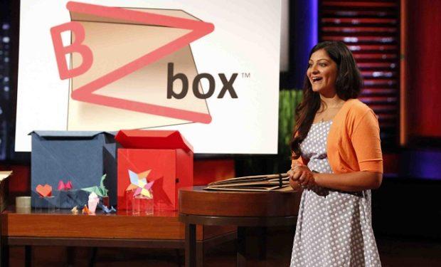 BZBox on Shark Tank Kelsey McNeal / ABC