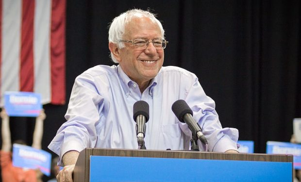 Bernie Sanders continues to stump after the election