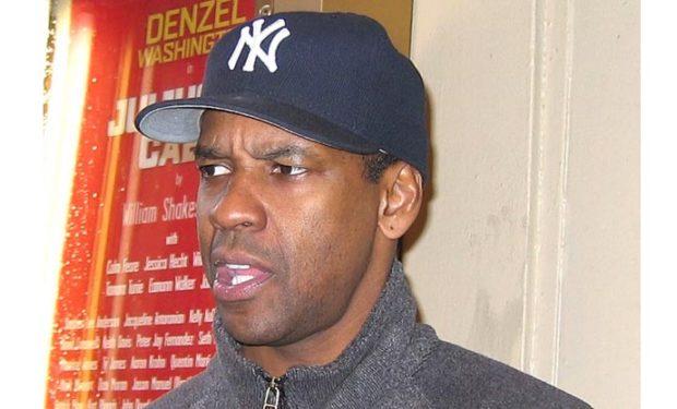 Denzel Washington Broadway