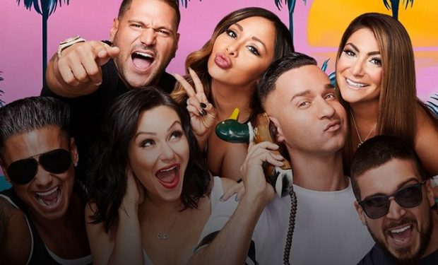 Jersey Shore Family Vacation MTV promo
