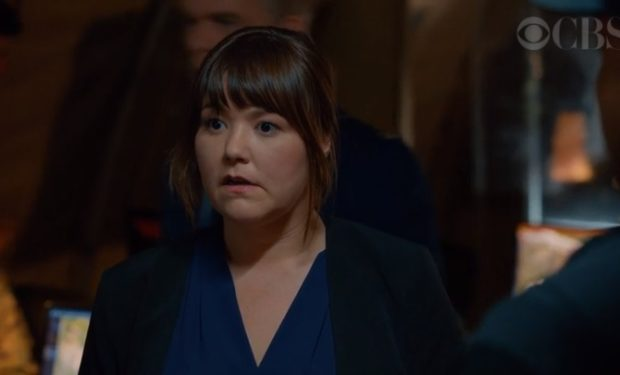 Mary Hollis Inboden NCIS: Los Angeles, CBS