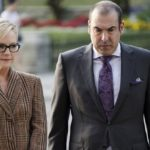Rachael Harris Suits USA