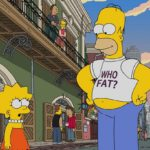 Simpsons in New Orleans Lisa Gets the Blues FOX