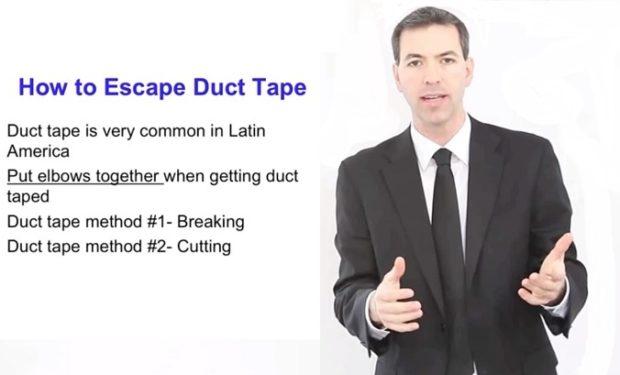 Spy Escape Hanson YouTube