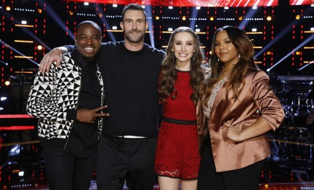 The Voice Team Adam