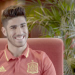 Attacker Marco Asensio ©2018 FOX Sports