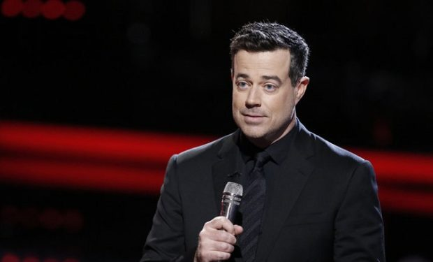 Carson Daly Pinterest: The Voice: Why Carson Daly Painted His Fingernails Black