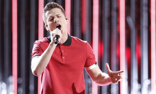 Charlie Puth The Voice
