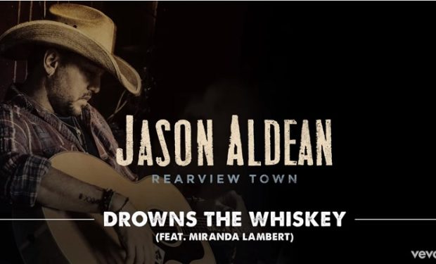 Jason Aldean Drowns the Whiskey Vevo