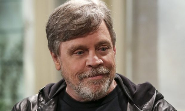 Mark Hamill Big Bang Theory