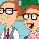 Mort Goldman Family Guy FOX