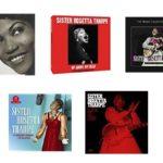 Sister Rosetta Tharpe albums