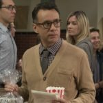 Fred Armisen Splitting Up Together