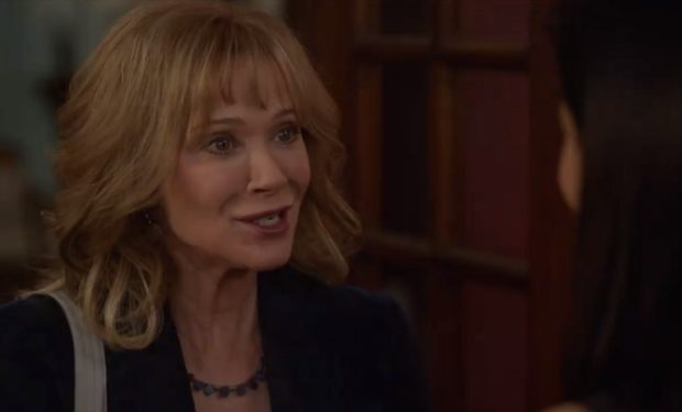 Lauren Holly on Good Witch (Lifetime)