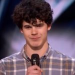 Jopseh O'Brien on America's Got Talent on NBC