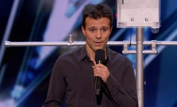 Lord Nil on America's Got Talent (NBC)