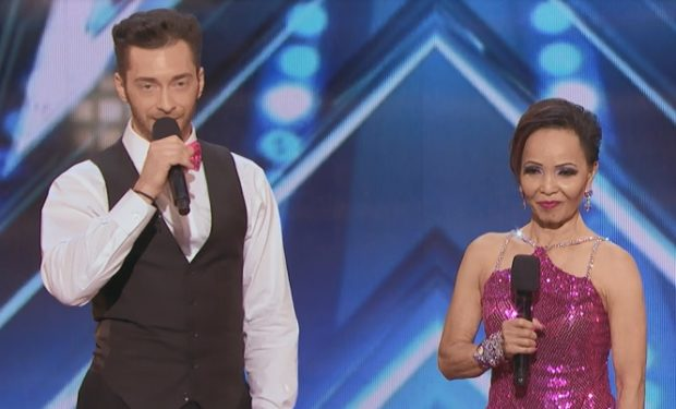 Quin and Misha AGT NBC