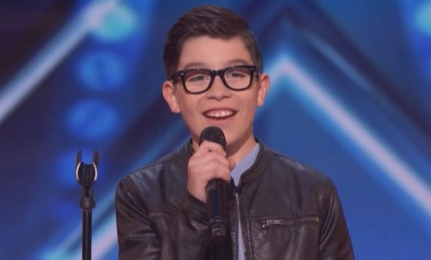 Angel Garcia on AGT