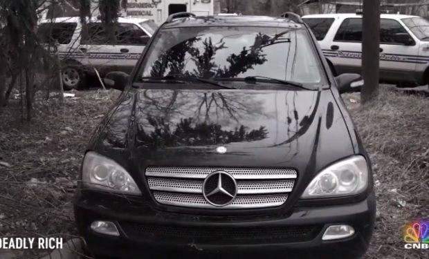 Deadly Rich Jane Bashara car