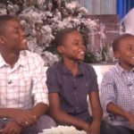 Melisizwe Brothers on Ellen