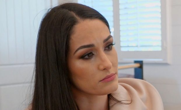Nikki Bella on Total Bellas E