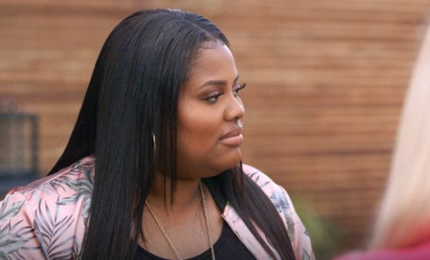 Paris Phillips on Love & Hip Hop Hollywood VH1