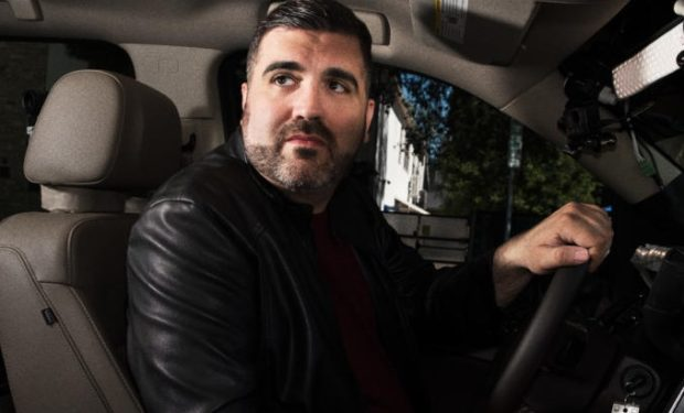 Seatbelt-Psychic Thomas John