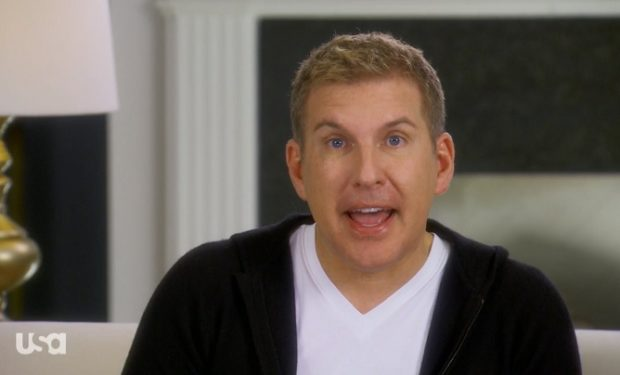Todd Chrisley Chrisley KNows Best, USA Network