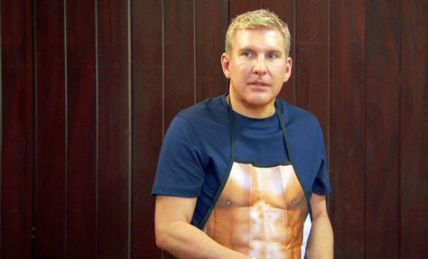 Todd Chrisley muscle apron