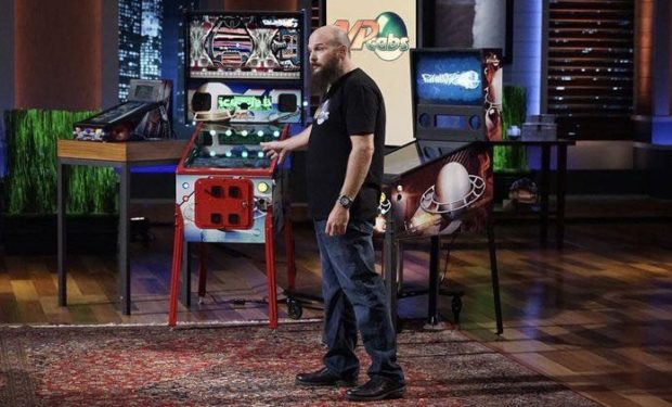 VPcabs: What Happened To Virtual Pinball Machines After Shark Tank Deal