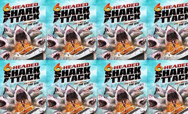 6 Headed Shark Attack