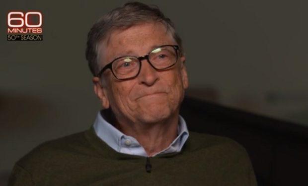 Bill Gates 60 Minutes CBS